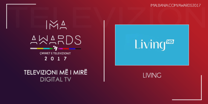 IMA Awards 2017 Televizioni më i Mirë digital Living HD Tring tv