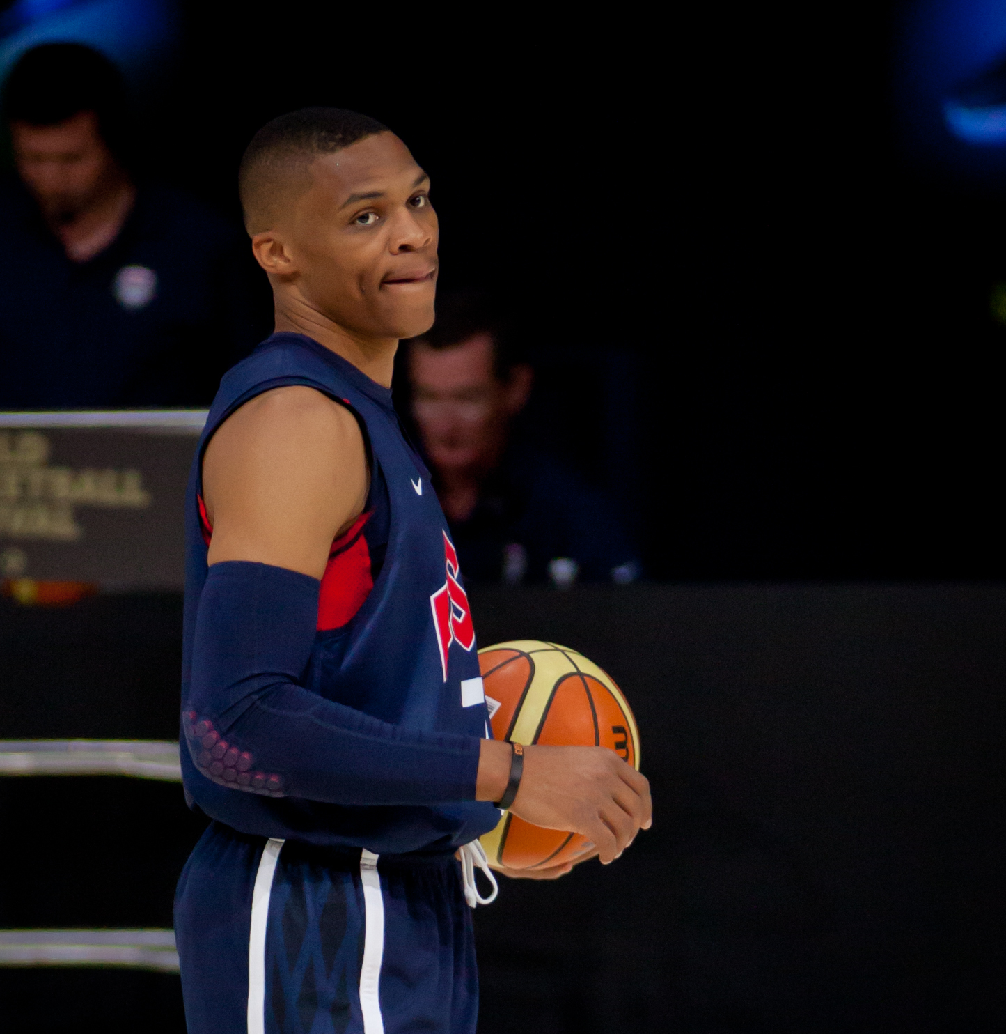 Russell Westbrook 2012 USA
