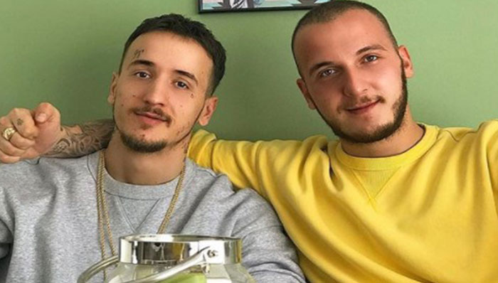Këngët e Mozzik dhe Getinjo rikthehen në Youtube, reagon ish-menaxheri i  tyre!